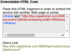 RapidMiner Server Web Services - RapidMiner Documentation