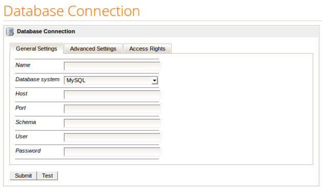 Creating database connections - RapidMiner Documentation