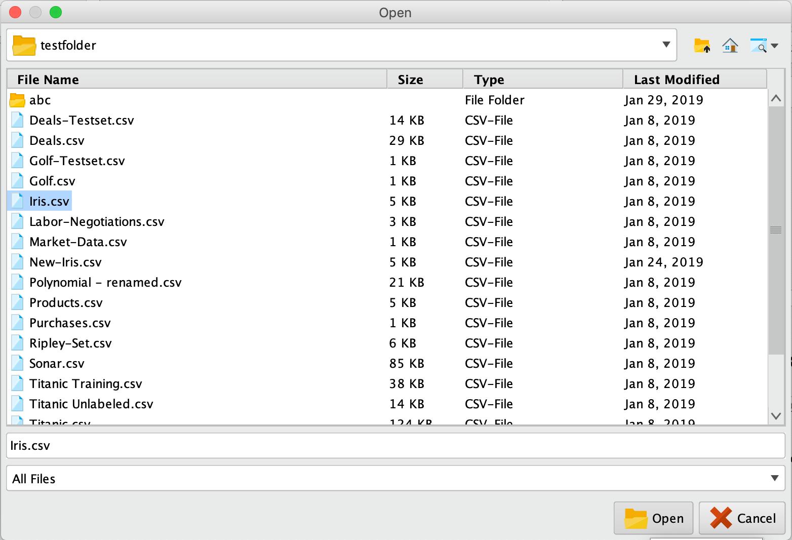 Using Azure Data Lake Storage - RapidMiner Documentation