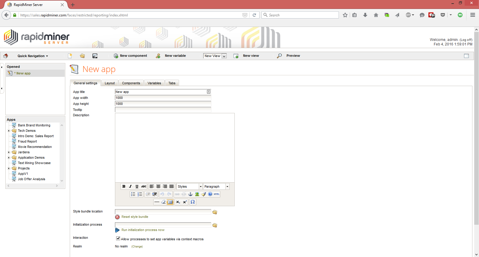 The Screen Above Is The Main Screen To Develop A Web App On The Server  Side How To Make