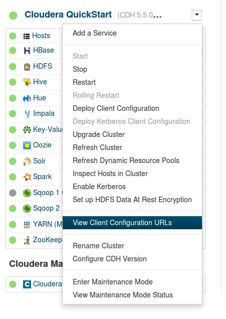 Download Client Configuration - RapidMiner Documentation